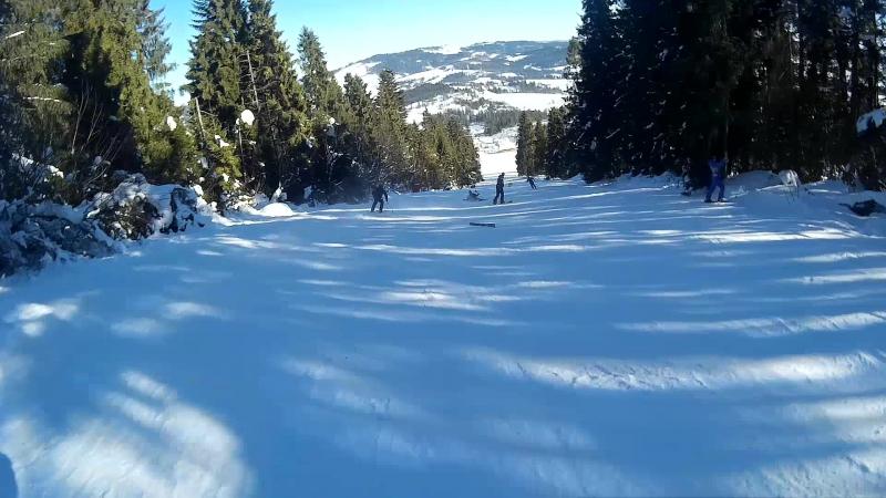 Гірськолижний курорт Плай зима 2017