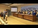 Защита презентации регбийного клуба Химки