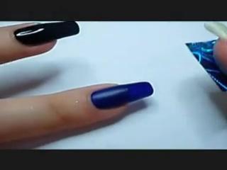 Переводная фольга для ногтей