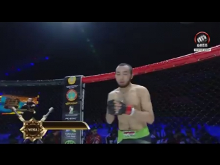 Мурад Зейнулабидова vs Диас Еренгаипов