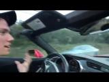 Гонки по Лос-Анджелесу и ситуация с копами - взяли BMW M4 кабрик + M6, Corvette,