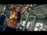 Fbb Girl, Marianne Mills - in Gym