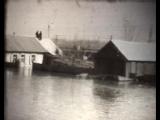 Половодье. Оренбург, Кузнечный. Начало 70-х годов прошлого века.