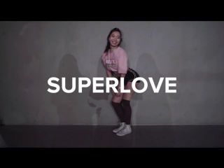 1Million Dance Studio Superlove - Tinashe / Jiyoung Youn Choreography