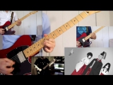 [NrM] Opening of Noragami_ Aragoto (guitar cover) - Kyouran Hey Kids! Tabs ft. deniDeD