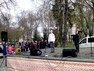 Свято Паски Полтава 17.04.17