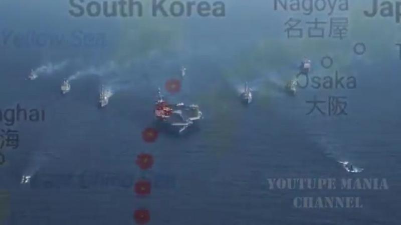 Donald Trump envia Marinha Americana à Península Coreana