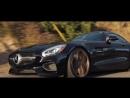 Mercedes GTSymphony Ferrada Wheels F8 Fr5