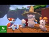 Super Lucky s Tale – E3 2017