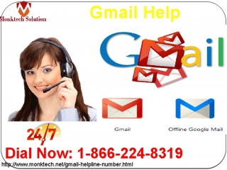 Call Gmail helpline at 1-866-224-8319: A genuine protector of Gmail
