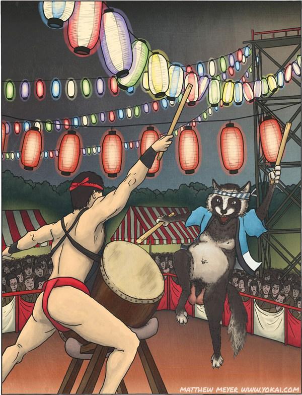 Танукі (Tanuki)