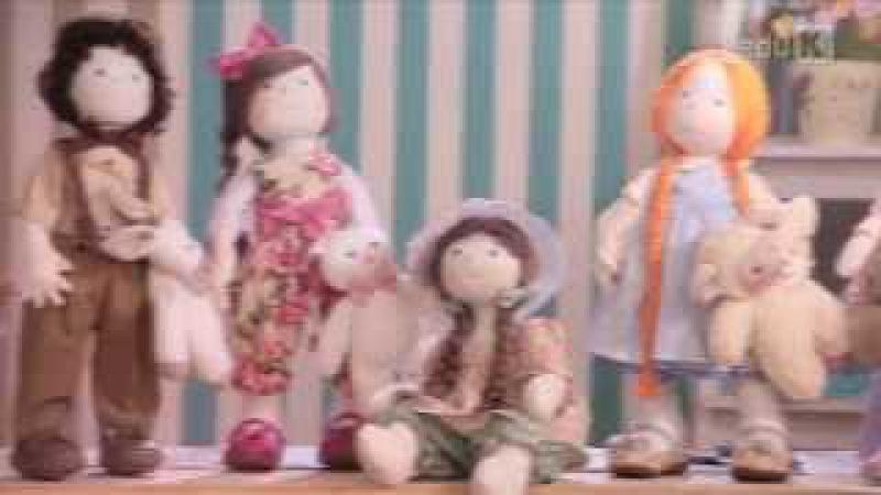 Curso online de Bonecas articuladas e suas mascotes | eduK.com.br
