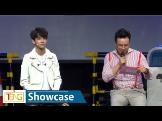 Samuel(사무엘) 'Sixteen'(식스틴) Showcase -TALK- (PRODUCE 101, 프로듀스101, 쇼케이스, 용감한 형제)