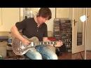2010 Gibson Les Paul Blackwater Flametop LTD Edition Part1