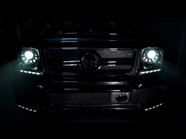 Mercedes G63 BRABUS