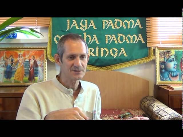 Одиночки - часть 2 - Вайшнава Прана дас - 28.06.2014