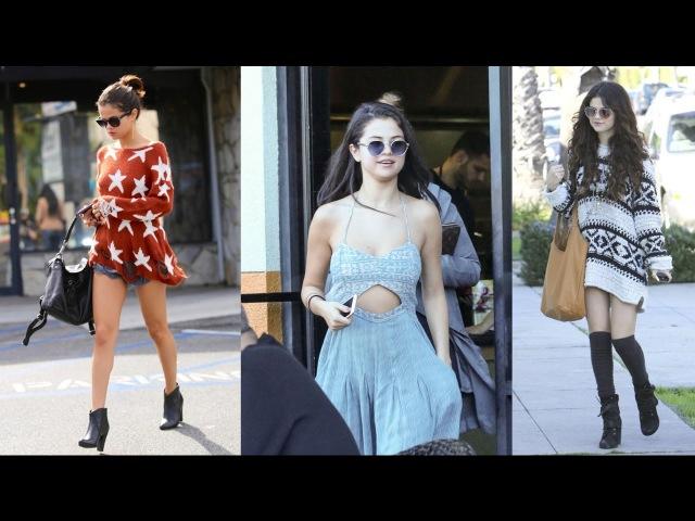 SG'S LIFESTYLE Top 20 Selena Gomez's Street Style - 2016