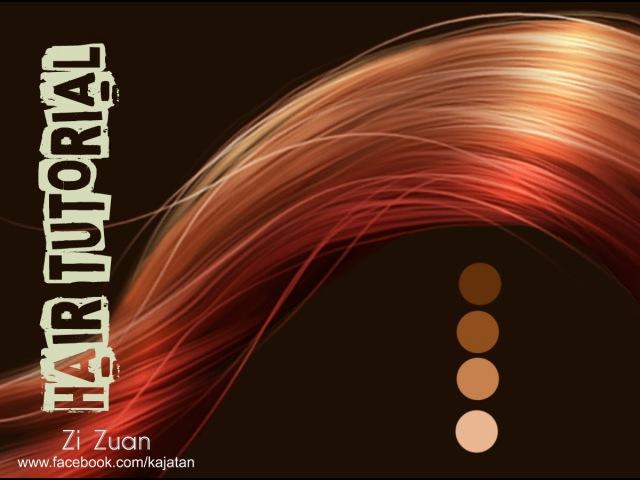 Hair tutorial photoshop cs6 (fantasy effect)