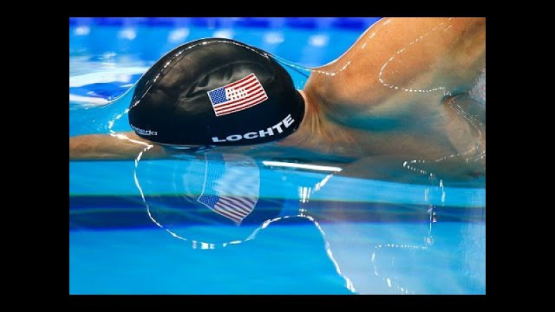 World Class Freestyle Swimmer - Ryan Lochte