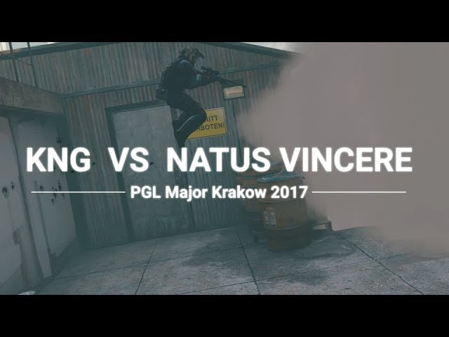 KNg vs Na`Vi - PGL Major Krakow 2017
