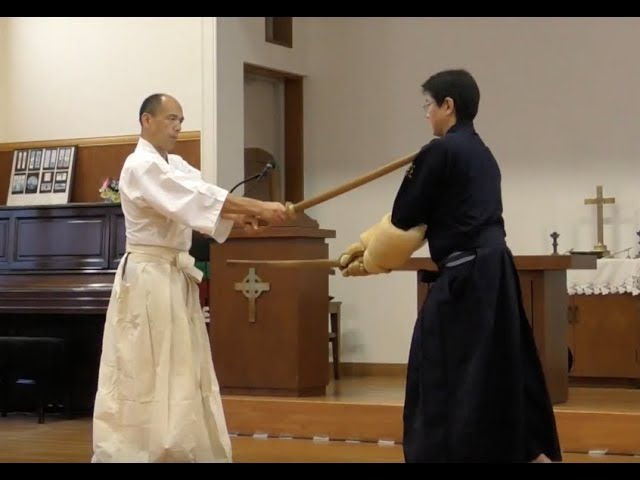 小野派一刀流 其ノ二 Onoha-Ittoryu kenjutsu Kendo 一刀流 Ittoryu