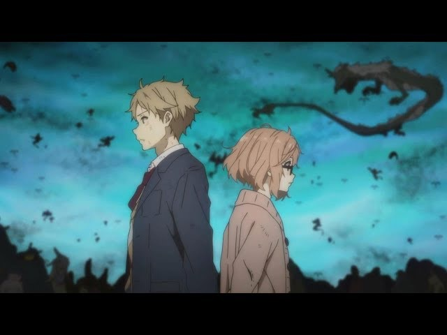 [AMV] We Don't Talk Anymore[Kyoukai no Kanata]