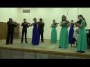 А Вивальди Концерт d moll Поющие смычки ДМШ 10 Новосибирск