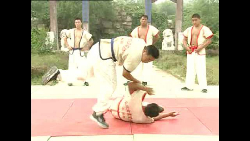Shuai Jiao Tutorial 中國式摔跤教學 VOL 2 : Techniques (Part 1)