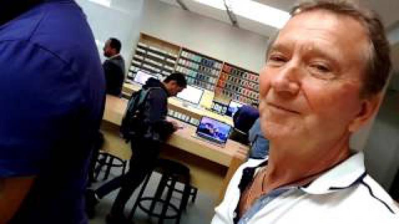 Автопробег по США:Сиэтл-Нью Йорк,2016.Чикаго: Ограбление фирменного магазина Apple Линкольн Парк