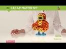 Видеообзор набора Magformers STEAM Master Set