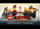 The Time Has Come - LEGO Ninjago Movie - Video Game Trailer
