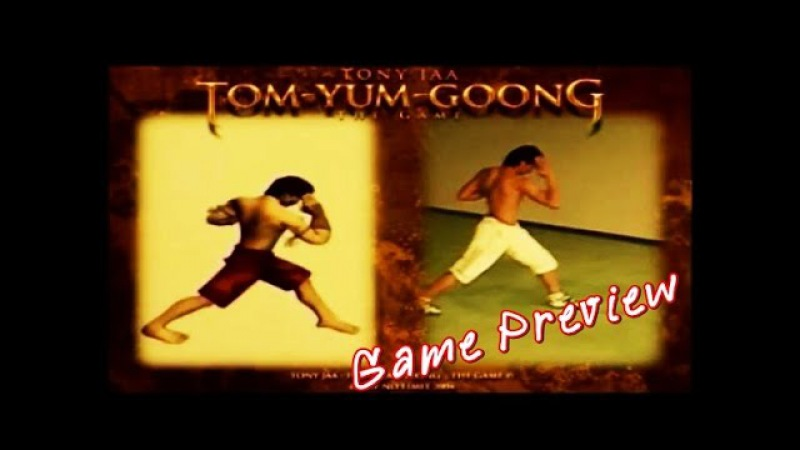 Tom Yum Goong THE GAME Special feature