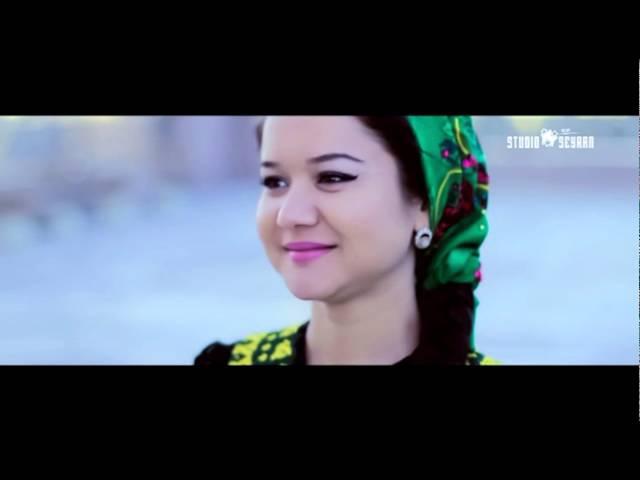 Mekan Rejepow Gara Gozlen Official Clip 2016 HD