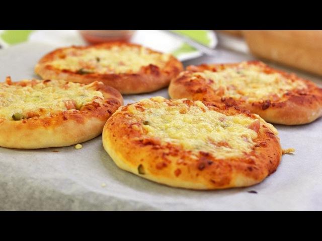 Школьная пицца ГОСТ Рецепт