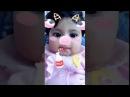 Funny videos of a cute baby enjoying milk - baby vs bottle milk - baby milk bottle feeding