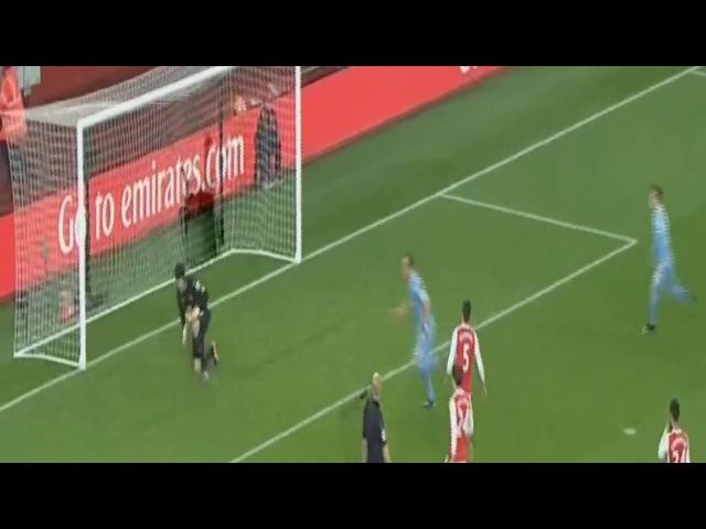 Charles Graham Adam Goal Arsenal 0 1 Stoke City 2016 ГОЛ АДАМ АРСЕНАЛ СТОК СИТИ 0 1