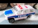 ВИДЕО для детей Полицейская Машина и Спасательная техника Мультики Машинки