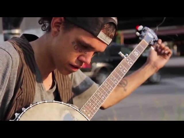 Jacobe traveling banjo