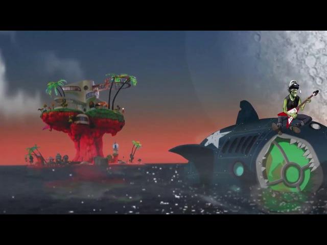 Gorillaz - Broken - Fanimation Video