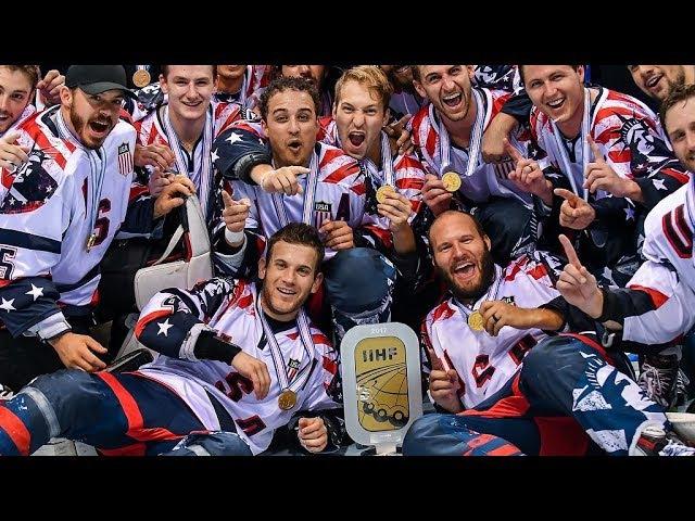 USA vs. Finland (Final) - 2017 IIHF Inline Hockey World Championship