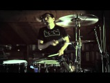 Nirvana - Breed (drum cover)(Charlie Fader)