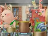 【監獄兔ウサビッチ】36 10階 第三季 Usavich / Усавич