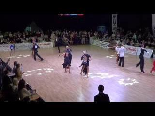 2016 Kyiv Open Adult Latin Final Jive | Киев Опен Взрослые латина финал джайв