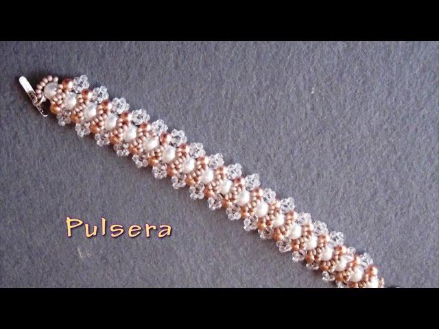 DIY - Pulsera de encaje DIY - Lace Bracelet