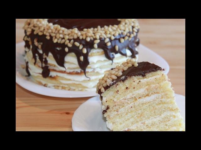 Торт Молочная девочка (Milchmädchen),очень вкусный