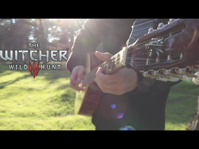 The Witcher 3 - Steel for Humans (Lazare) - Male Cover by Dryante