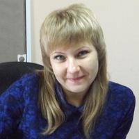 Анкета Оксана Макарова