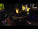 Вот так тюнинговал свою модель Чёрной Жемчужины! Типа керосиновые лампы горят! Натурально получилось и по моему шикарно!