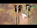 Установка смесителя для ванны своими руками