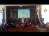 Грузинський народний танецьВокально-хореографічний ансамбль
